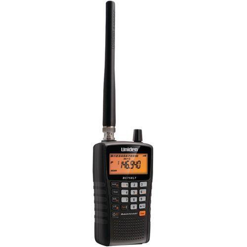 Uniden Bc75xlt 300-channel Handheld Scanner