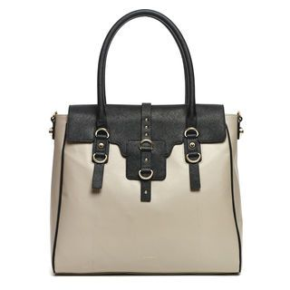 CAPOTE Satchel - handbag by Hayden-Harnett - As sharp, slick, unexpected, and clever as a Capote novel- this sleekly styled and beautifully ...