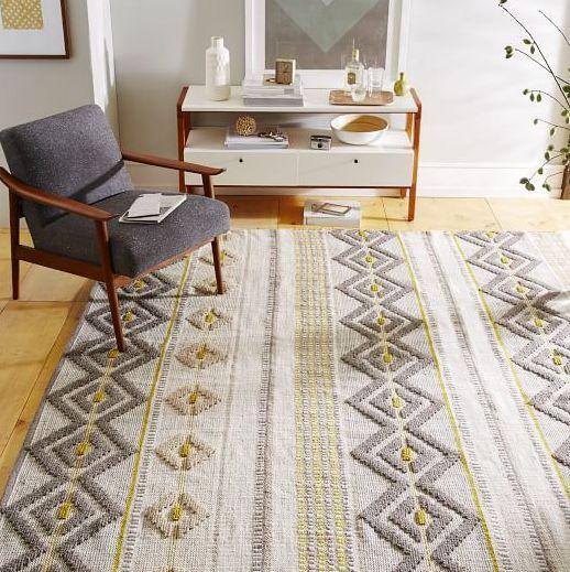 Intarsia @westelm rug