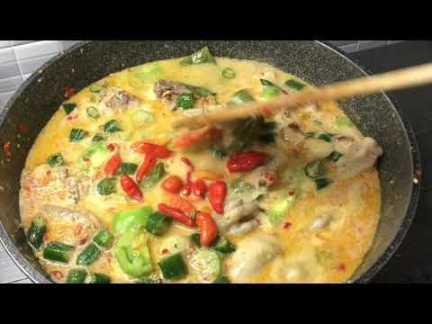 Resep Lauk Garang Asem Ayam Lunak Khas Solo Youtube Resep Makanan Dan Minuman Makanan