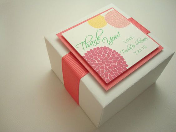 Wedding Gift Boxes Pinterest : ... wedding ideas Pinterest Wedding Favor Boxes, Favor Boxes and