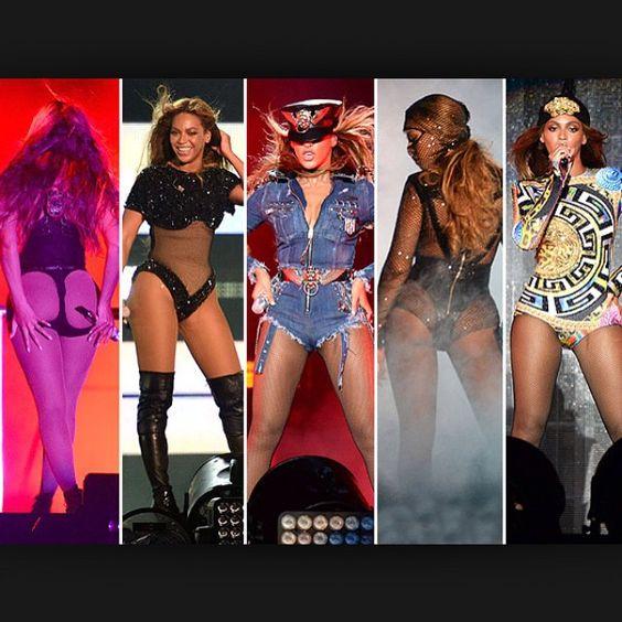 Beyoncé  On The Run Tour Collection 2014