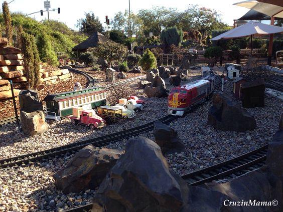 Walter Andersen Nursery Mini Trains