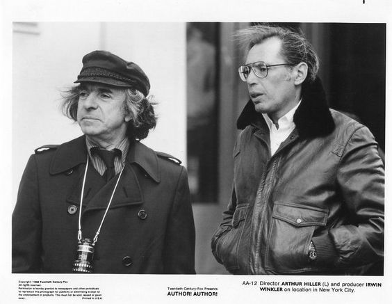 Arthur Hiller and Irwin Winkler, Author! Author! (1982)
