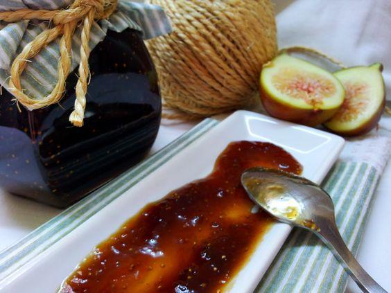 ...alchymie (ne)jen Blízkého východu: Fíková marmeláda s vůní skořice
