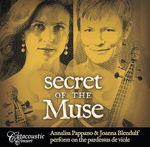 Catacoustic Consort - Secret Of The Muse