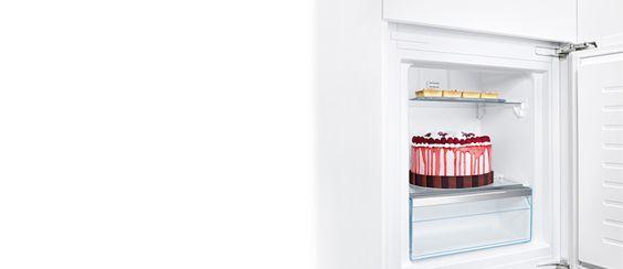 ¿Dónde colocar los alimentos en el congelador?