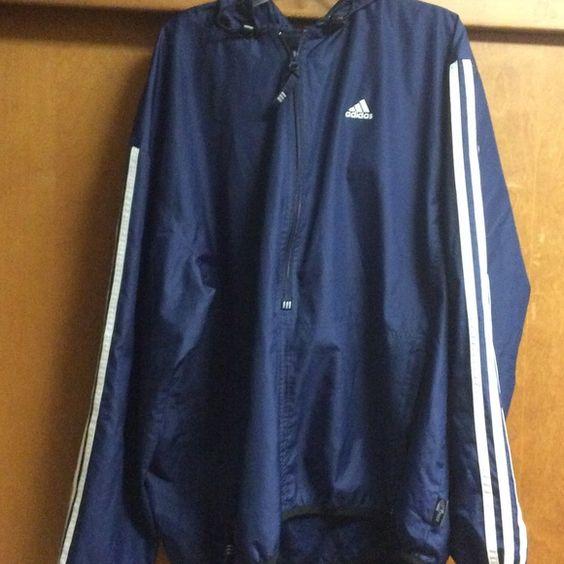 Adidas Training Jacket Like New Adidas jacket, perfect for spring! Adidas Jackets & Coats