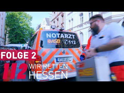 112 Wir Retten Hessen 2 6 Johanniter Feuerwehr Rettungskrafte Und Notarzte Im Einsatz Youtube In 2020 Notarzt Arzt Feuerwehr