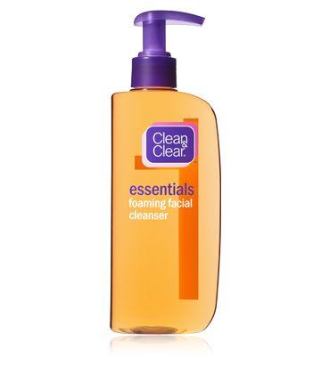 ESSENTIALS Foaming Facial Cleanser
