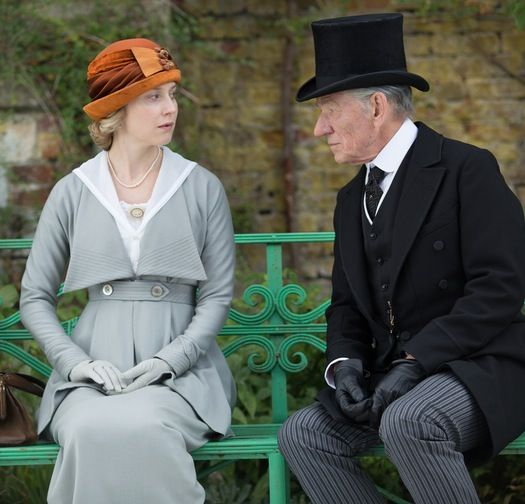 Review: With 'Mr. Holmes,' Ian McKellen puts a new spin on an old character: