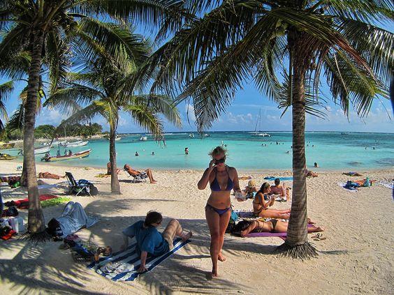 Akumal Beach, Akumal, Mexico