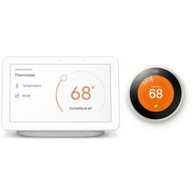Google Learning 3rd Generation Smart Thermostat With With Wi Fi Compatibility T3017us Daylight Savings Time Apple Homekit Heating Cooling