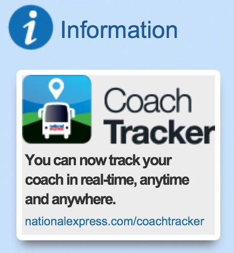 Coach tracker