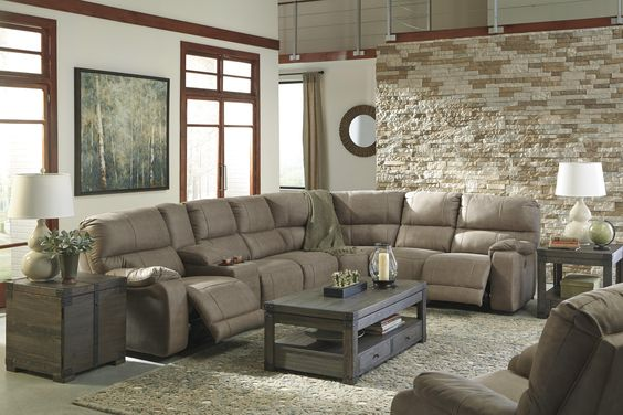 Bohannon Reclining Living Room Group by Benchcraft