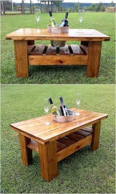 Low Cost Diy Pallet Wood Creations Tallados Pinterest Mobilier