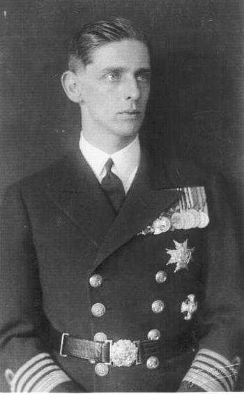 Prince Nicholas of Romania, 1903: