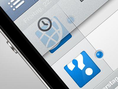 transparent options bar by Filip Chudzinski