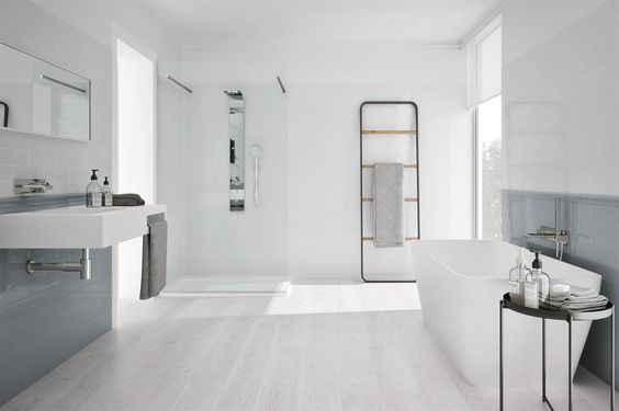 White bathroom ideas that are far from boring | loveproperty.com
