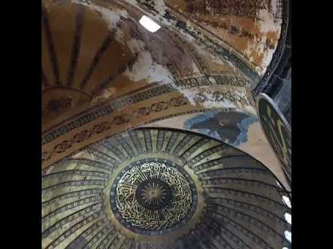 متحف ايا صوفيا Hagia Sophia Museum Istanbul Youtube
