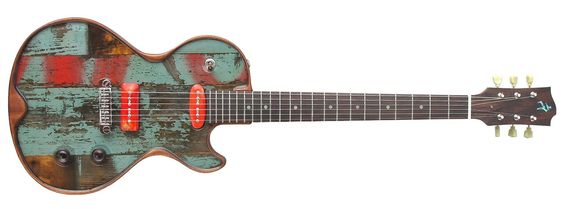 Destroy All Guitars - Spalt GG019 Gate Series Special