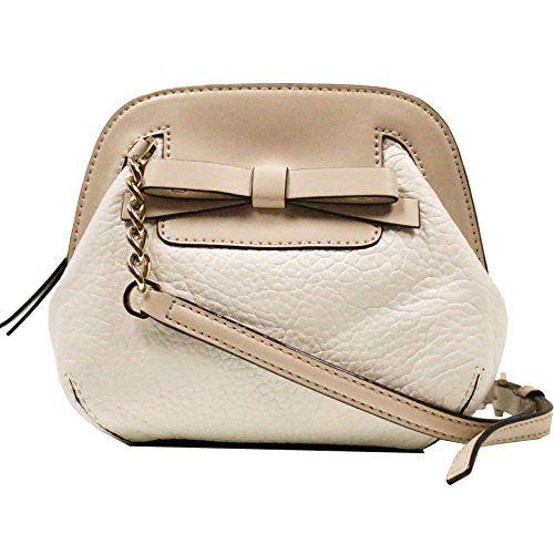 c2f182a04d78 Women s Cross-Body Handbags - Kate Spade Small Scotty Riva Road Fresh White  --