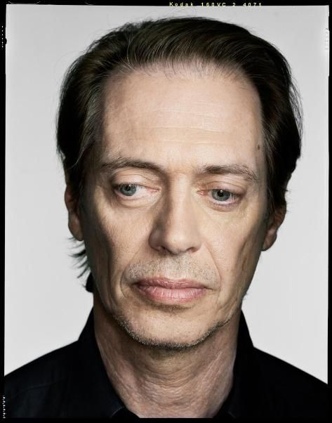 Steve Buscemi is one of my all time favourites. He's so talented and humble
