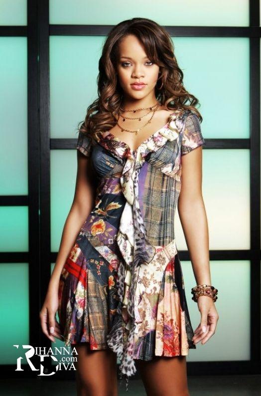 Rihanna - FRANCK LOTHAR LANGE (2005)