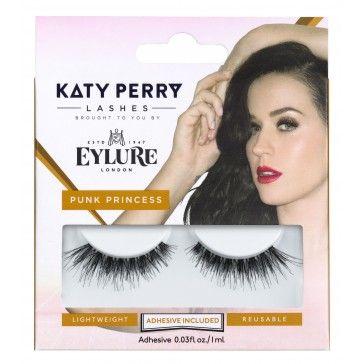 Katy Perry 'Punk Princess'  - Falsche Wimpern von Eylure  #Punk #KatyPerry #Wimpern #Augen