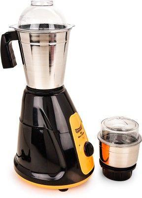 Summercool Mini 450 Mixer Grinder Black 2 Jars Buying Kitchen