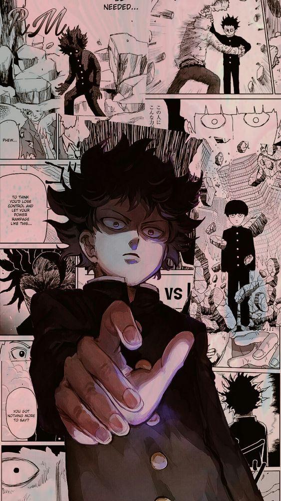 Mob Psycho 100 Mob Psycho 100 Anime Mob Psycho 100 Wallpaper Psycho Wallpaper