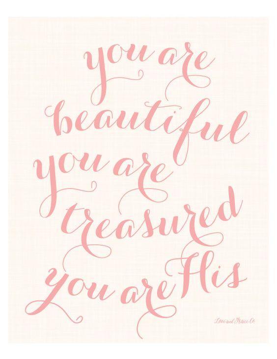 You Are Treasured