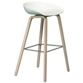 About A Stool Bar Stool White Oak Hay About A Chair