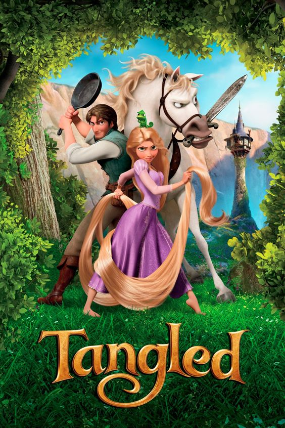 When the kingdom's most wanted--and most charming--bandit, Flynn Rider (Zachary Levi), hides out in a mysterious tower, he's taken hostage by Rapunzel (Mandy Moore), a beautiful and feisty tower-bound teen with 70 feet of magical, golden hair. Flynn's curious captor, who's looking for her ticket out of the tower where she's been locked away for years, strikes a deal with the handsome thief, and the unlikely duo sets off on an action-packed escapade.