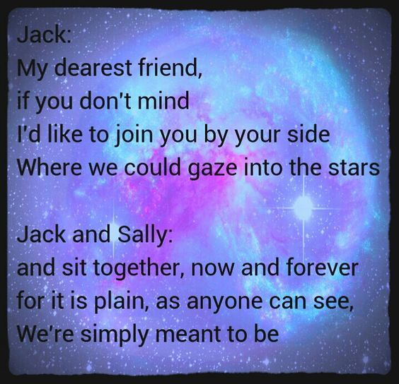 jack's lament nightmare before christmas lyrics