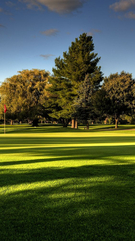 Wallpaper Golf Course Iphone Wallpaper Golf Courses Landscape Wallpaper Nature Wallpaper