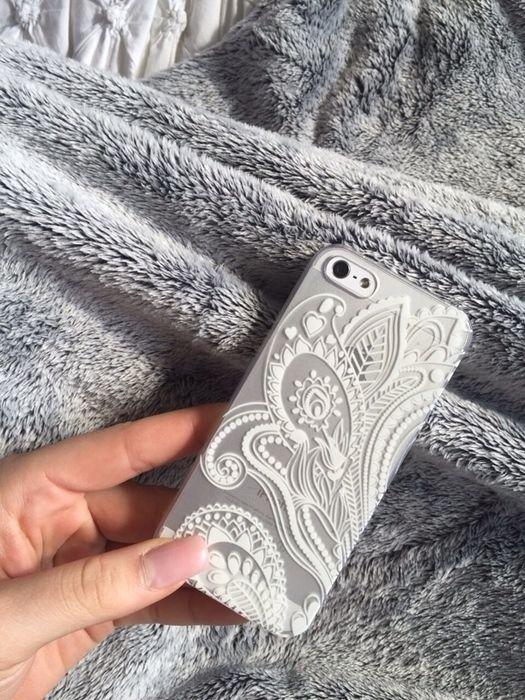Henna Habdy hülle für iPhone 5 / 5s - Hipster Blogger boho