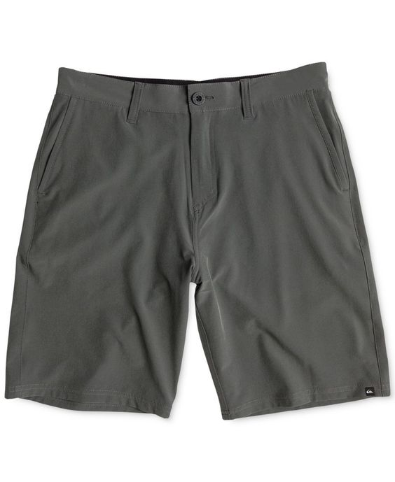 """Quiksilver Everyday Solid 21"""" Hybrid Shorts"""