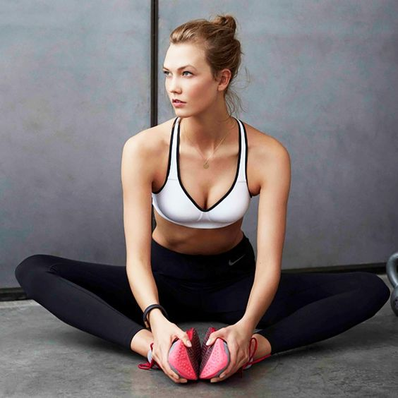 5 At-Home Workouts for When You Really Don't Want to Work Out via @ByrdieBeauty