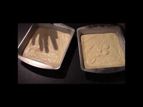 How to make a Victoria sponge cake