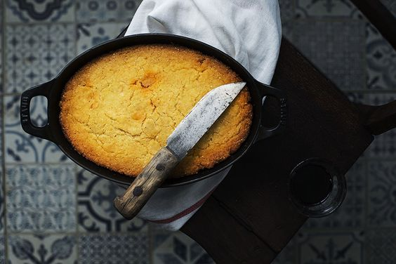 PAN DE MAÍZ SUREÑO EN SARTÉN Y CON CHORIZO | Sweet And Sour