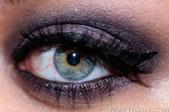 Too Faced Country Palette Makeup Look