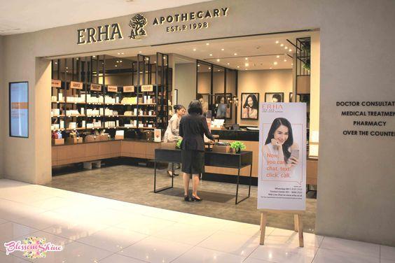 Erha Apothecary Plaza Bintaro