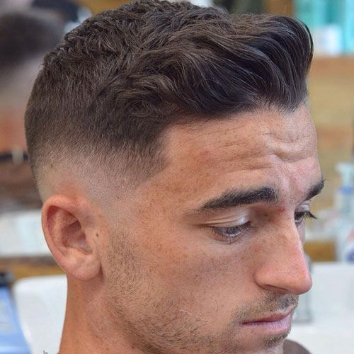 40+ Best Collections Low Skin Fade Crew Cut