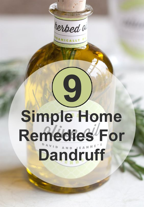 how to avoid dandruff home remedies