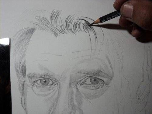 Rostro Humano Como Dibujar Un Hombre Facil Paso A Paso Como Aprender A Dibujar Cabello Y Pelo Paso A Paso Peinados