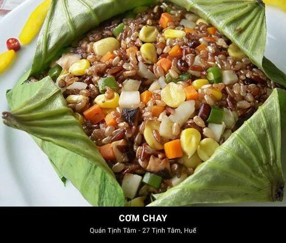 Cơm Chay - Huế
