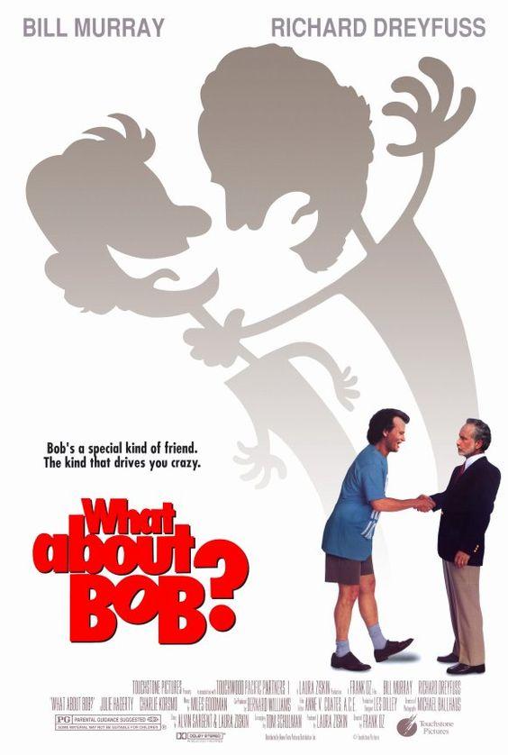 WHAT ABOUT BOB? #moviesIGrewUpWith#MoviesThatNeverGetOld