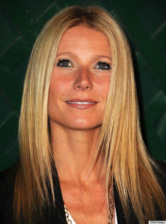 Gwyneth Paltrow Ombre Hair
