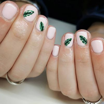 2019 Latest Charming Nail Art Designs